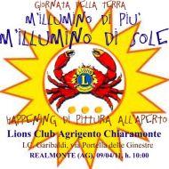 REALMONTE, Happening di pittura all'aperto, I.C. Garibaldi, 09/04/11, h. 10:00